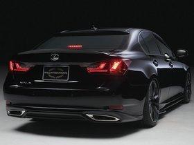 Ver foto 3 de WALD Lexus GS F Sport 2012