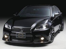 Ver foto 1 de WALD Lexus GS F Sport 2012