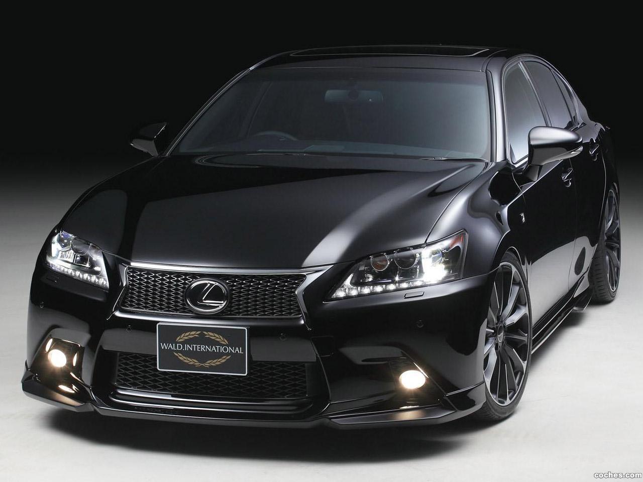 Foto 0 de WALD Lexus GS F Sport 2012