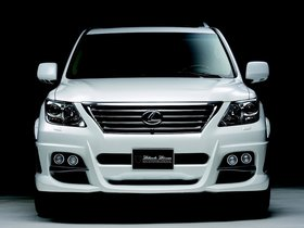 Ver foto 14 de WALD Lexus LX570 Sports Line Black Bison Edition 2011