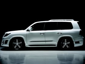 Ver foto 12 de WALD Lexus LX570 Sports Line Black Bison Edition 2011