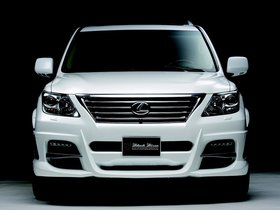 Ver foto 11 de WALD Lexus LX570 Sports Line Black Bison Edition 2011