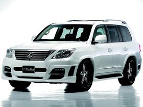 Ver foto 10 de WALD Lexus LX570 Sports Line Black Bison Edition 2011