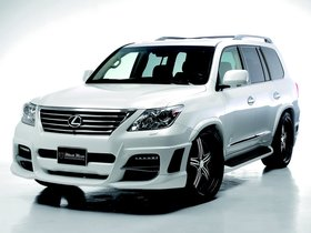 Ver foto 9 de WALD Lexus LX570 Sports Line Black Bison Edition 2011