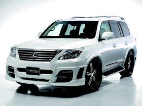 Ver foto 9 de WALD Lexus LX570 Sports Line Black Bison Edition 2011