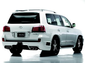 Ver foto 8 de WALD Lexus LX570 Sports Line Black Bison Edition 2011