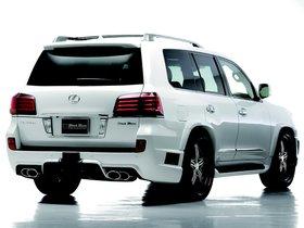 Ver foto 8 de WALD Lexus LX570 Sports Line Black Bison Edition 2011