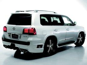 Ver foto 7 de WALD Lexus LX570 Sports Line Black Bison Edition 2011