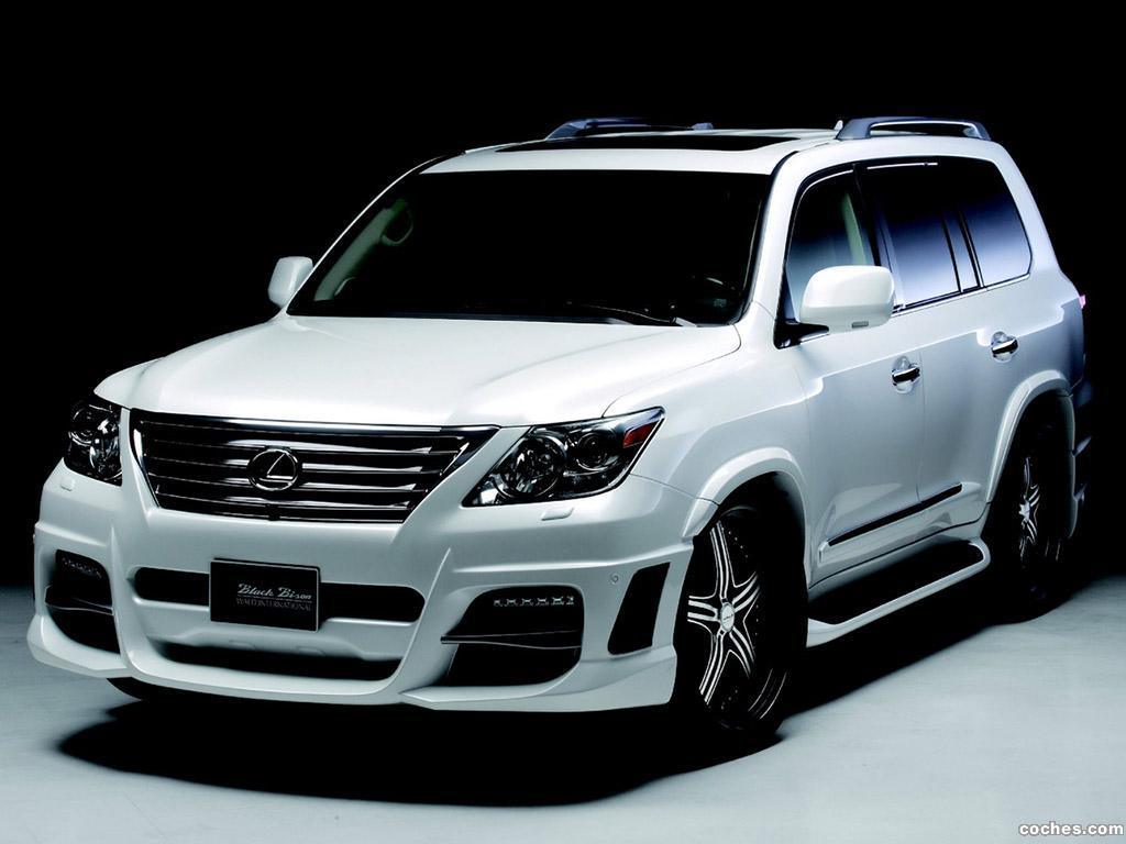 Foto 0 de WALD Lexus LX570 Sports Line Black Bison Edition 2011