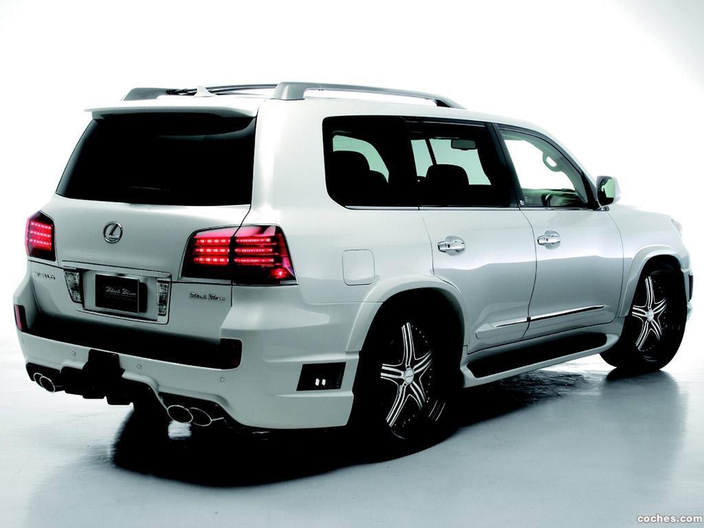Foto 6 de WALD Lexus LX570 Sports Line Black Bison Edition 2011