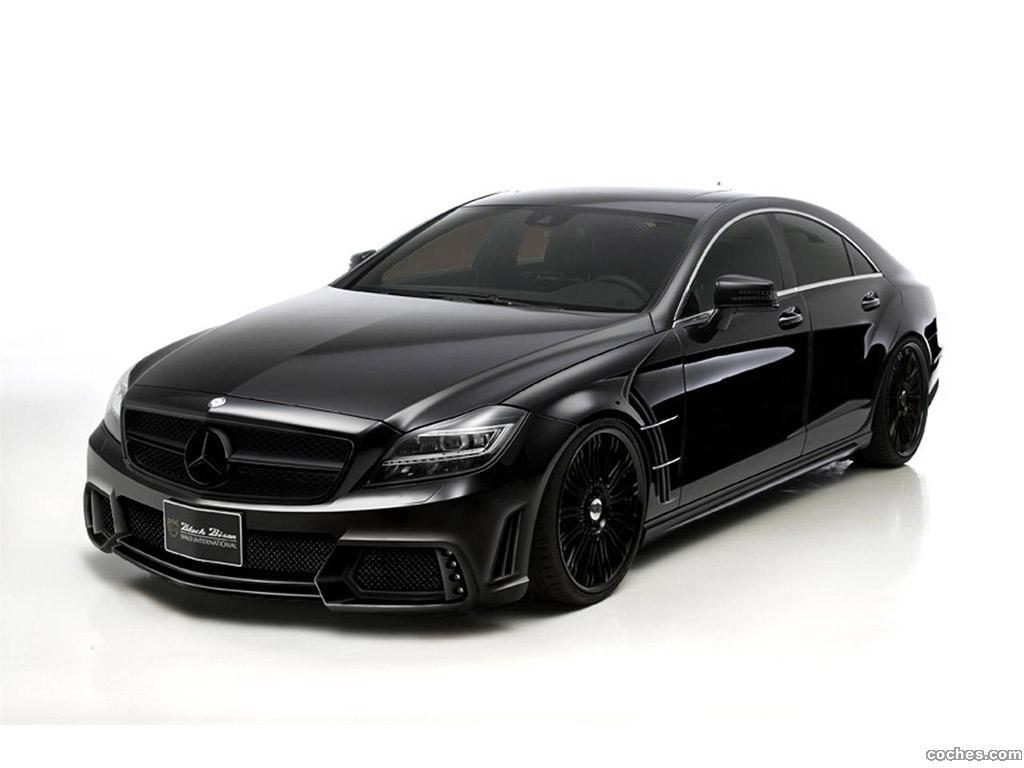 Foto 0 de WALD Mercedes Clase CLS Black Bison 2011