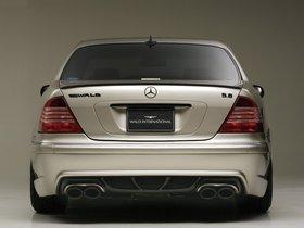 Ver foto 7 de WALD Mercedes Clase S 5.8 W220 2002
