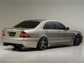 Ver foto 5 de WALD Mercedes Clase S 5.8 W220 2002