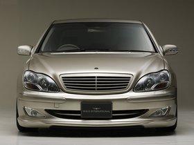 Ver foto 4 de WALD Mercedes Clase S 5.8 W220 2002
