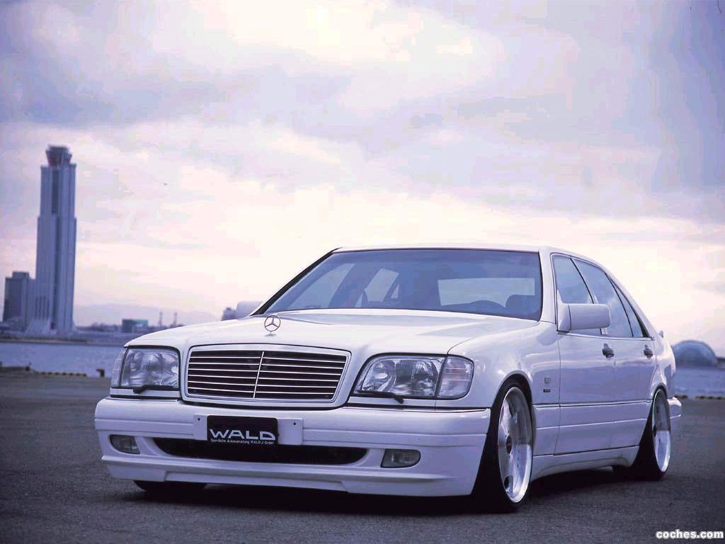 Foto 0 de WALD Mercedes Clase S W140 2010