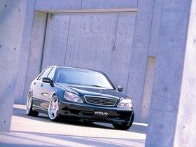 Ver foto 2 de WALD Mercedes Clase S W220 1998
