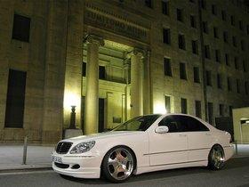 Ver foto 2 de WALD Mercedes Clase S W220 2002