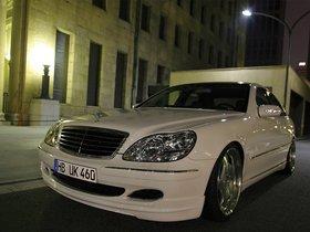 Fotos de WALD Mercedes Clase S W220 2002