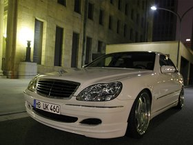 Ver foto 1 de WALD Mercedes Clase S W220 2002