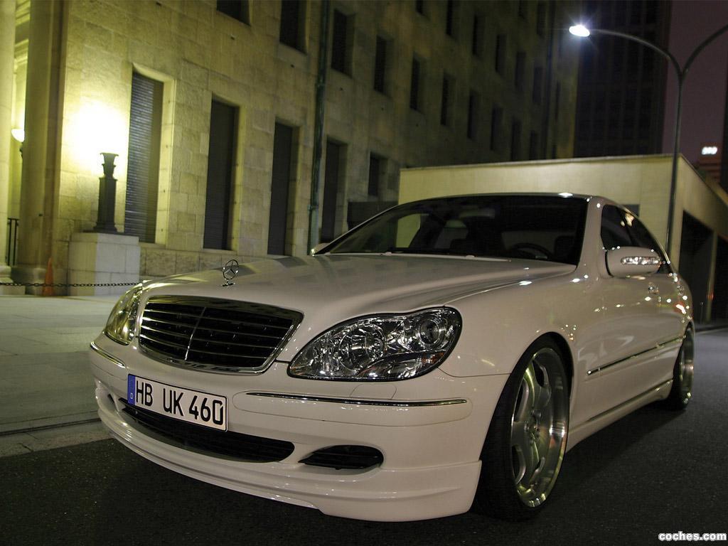 Foto 0 de WALD Mercedes Clase S W220 2002