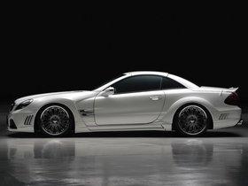 Ver foto 4 de WALD Mercedes Clase SL SL63 AMG Black Bison Edition R230 2011