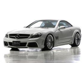 Ver foto 3 de WALD Mercedes Clase SL SL63 AMG Black Bison Edition R230 2011
