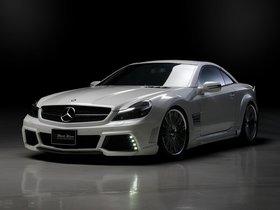 Fotos de WALD Mercedes Clase SL SL63 AMG Black Bison Edition R230 2011
