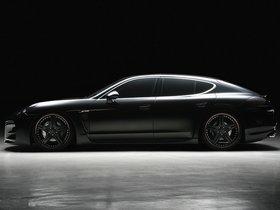 Ver foto 2 de Wald Porsche Panamera S Black Bisono Edition 2012