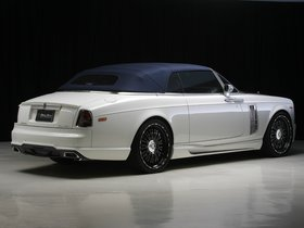 Ver foto 4 de WALD Rolls Royce Phantom Drophead Coupe Black Bison Edition 2012