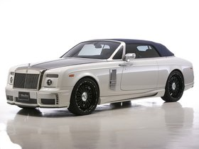 Ver foto 3 de Rolls Royce WALD Phantom Drophead Coupe Black Bison Edition 2012