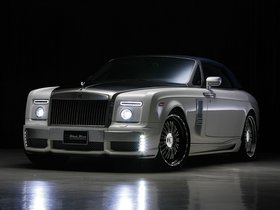 Fotos de WALD Rolls Royce Phantom Drophead Coupe Black Bison Edition 2012