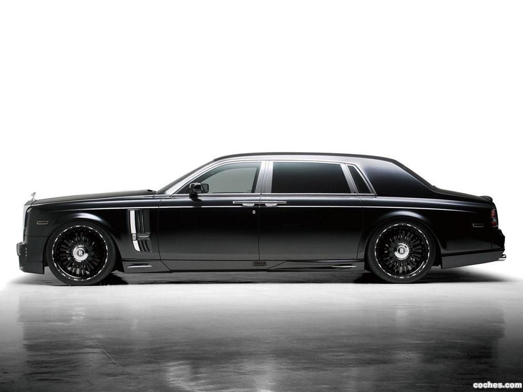 Foto 8 de Rolls-Royce Phantom EW wald 2011
