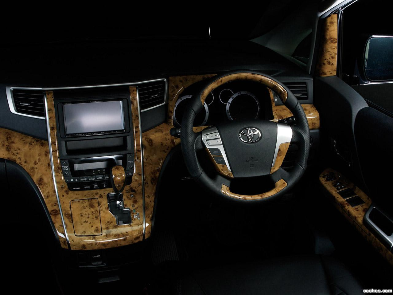 Foto 10 de WALD Toyota Alphard 2008