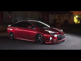 Ver foto 10 de Wald Toyota Prius Sports Line 2016