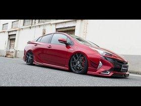 Ver foto 8 de Wald Toyota Prius Sports Line 2016