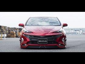 Ver foto 4 de Wald Toyota Prius Sports Line 2016