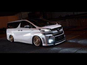 Ver foto 1 de Wald Toyota Vellfire Sports Line 2016