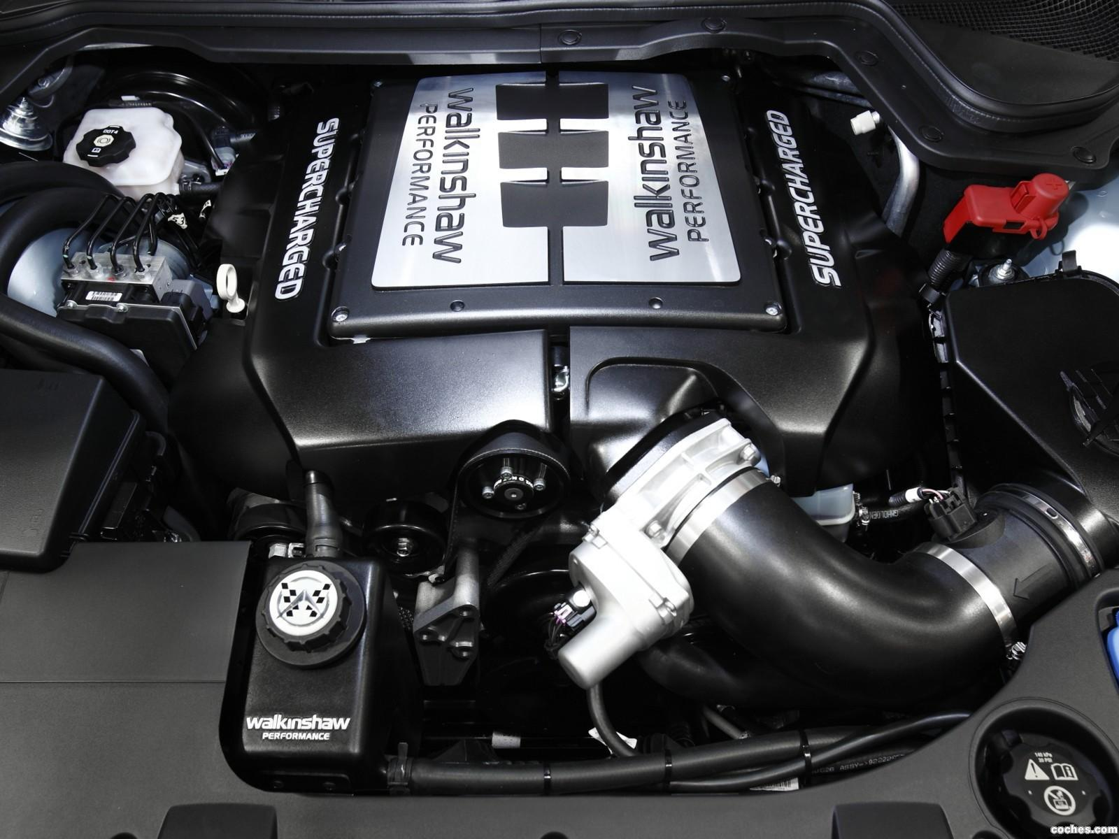 Foto 5 de Walkinshaw Performance Holden HSV SS 2010