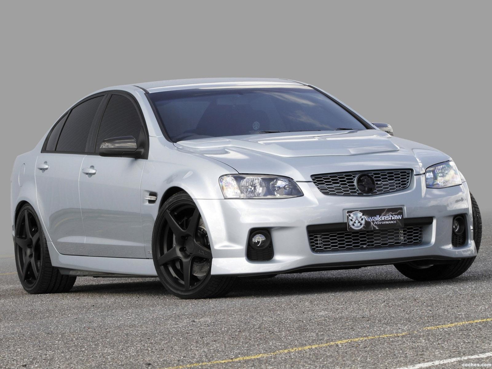 Foto 4 de Walkinshaw Performance Holden HSV SS 2010