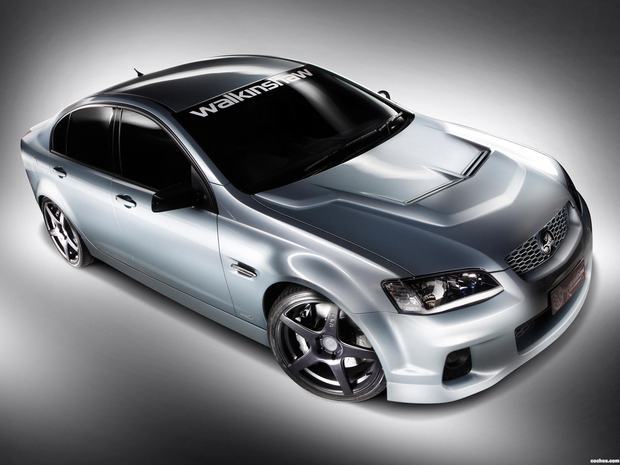 Foto 0 de Walkinshaw Performance Holden HSV SS 2010