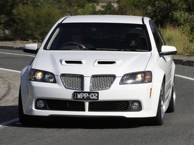 Ver foto 4 de Walkinshaw Performance Holden HSV SS V Sportwagon 2010
