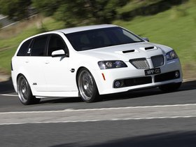 Ver foto 3 de Walkinshaw Performance Holden HSV SS V Sportwagon 2010