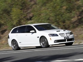 Ver foto 2 de Walkinshaw Performance Holden HSV SS V Sportwagon 2010
