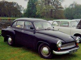 Ver foto 6 de Wartburg 311 1956