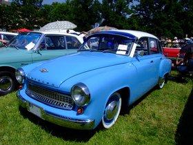 Ver foto 4 de Wartburg 311 1956