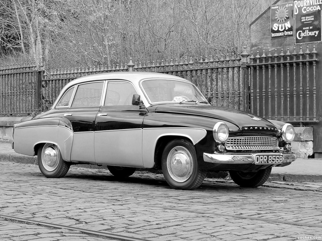 Foto 0 de Wartburg 311 1956