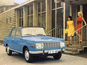 Ver foto 2 de Wartburg 353 1966