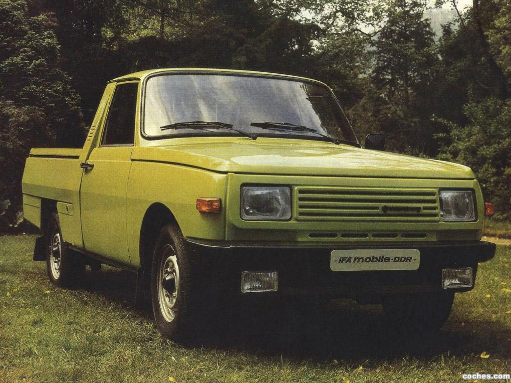 Foto 0 de Wartburg 353W Trans 1985