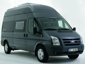 Fotos de Westfalia Ford Transit Big Nugget 2006