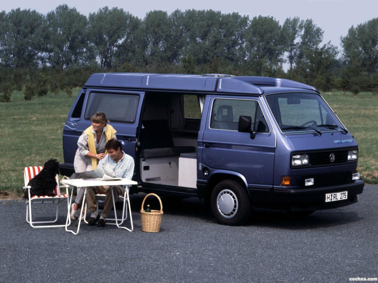 Foto 0 de Volkswagen Transporter westfalia T3 Atlantic 1988